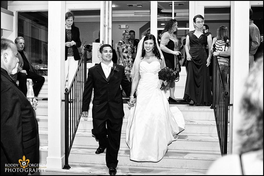 Mandeville wedding photographers - Maison Lafitte wedding