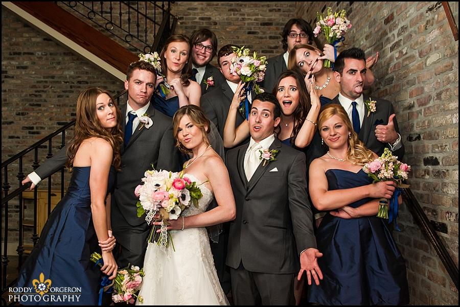 The Chicory wedding