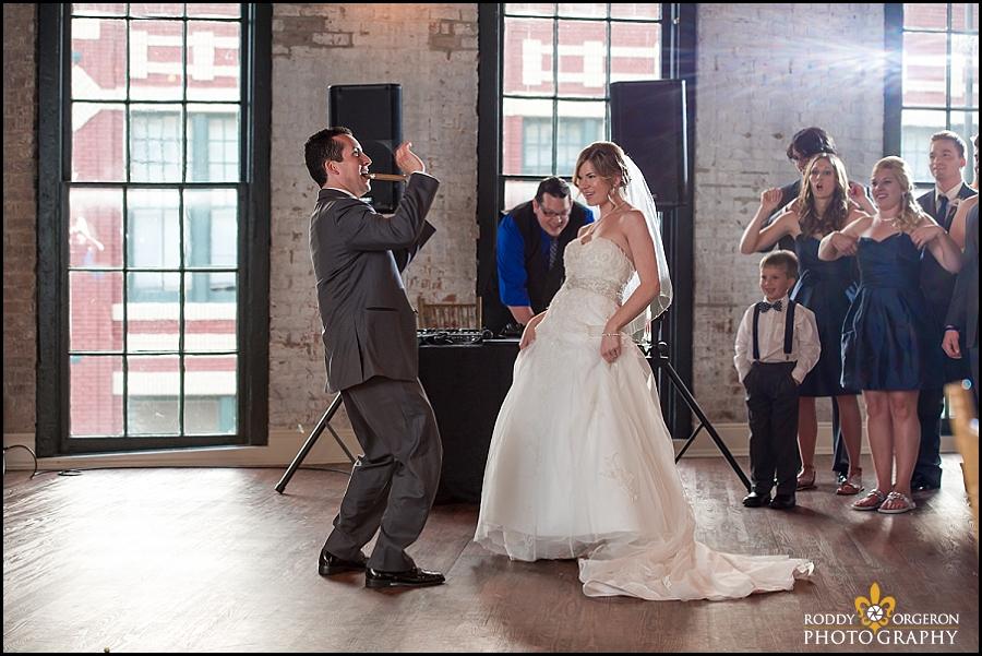 The Chicory - New Orleans - Wedding