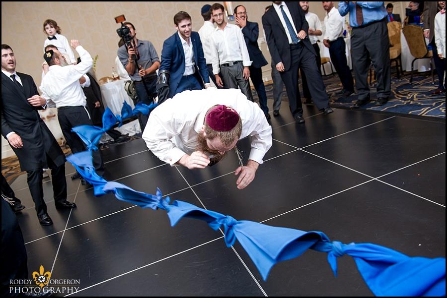 New Orleans - Hasidic Jewish wedding