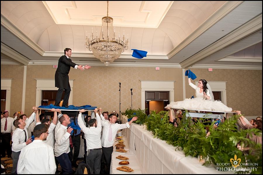 JW Marriot wedding - New Orleans