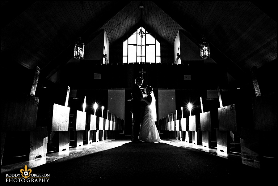 best Mandeville wedding photos