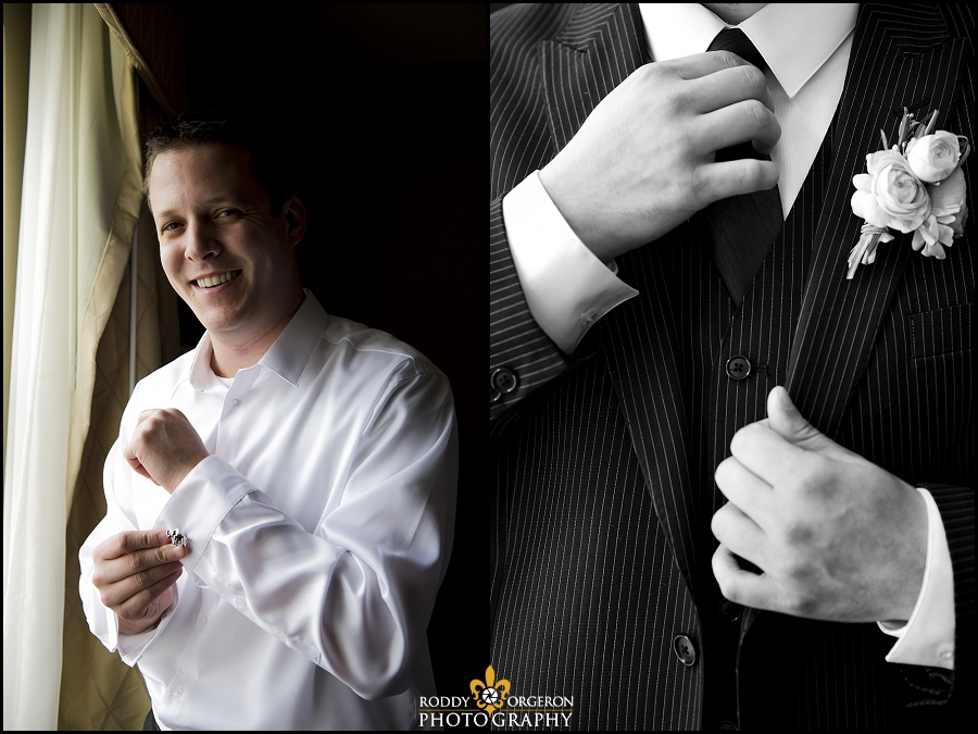 professional New Orleans reception photographers