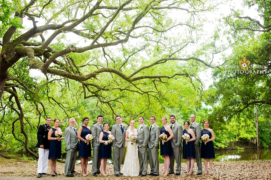 Wedding photographers New Orleans