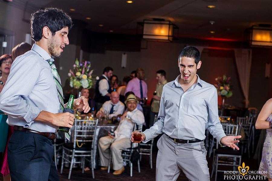 New Orleans wedding receptions