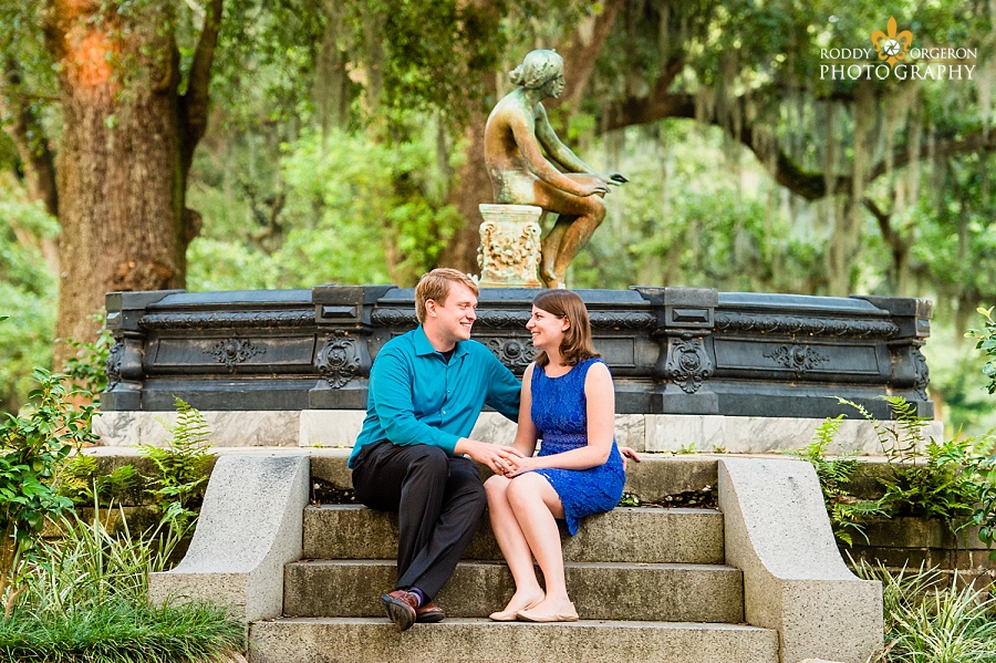 Proposal in New Orleans