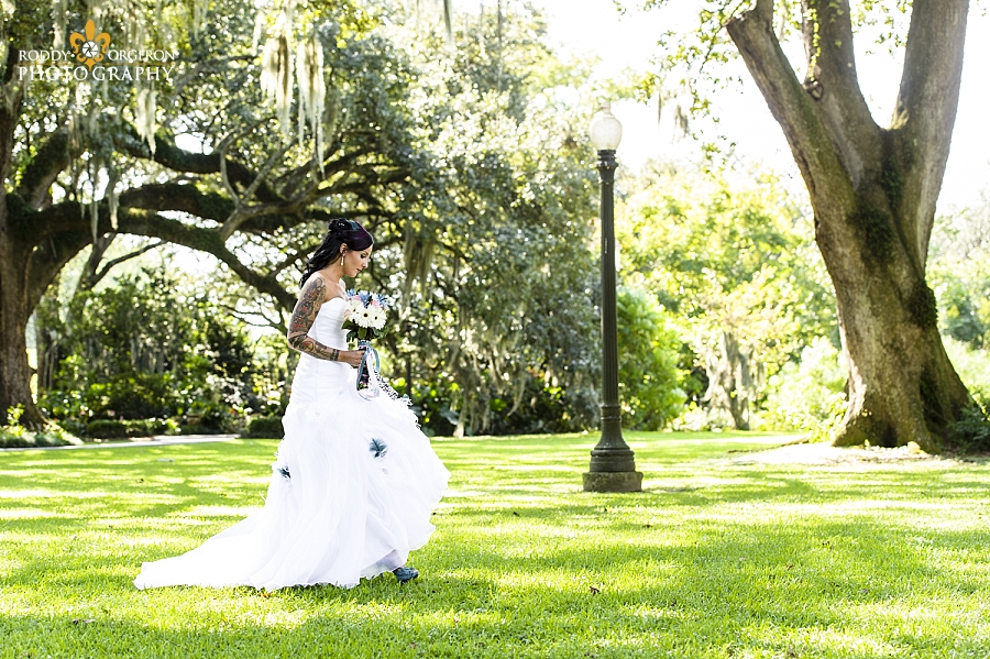 Houmas house plantation wedding