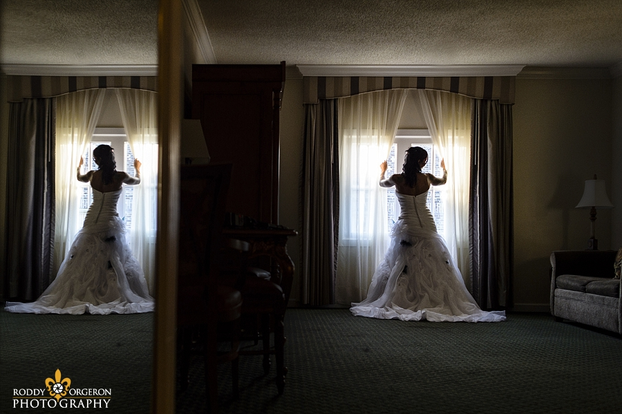 Houmas house bridal pictures