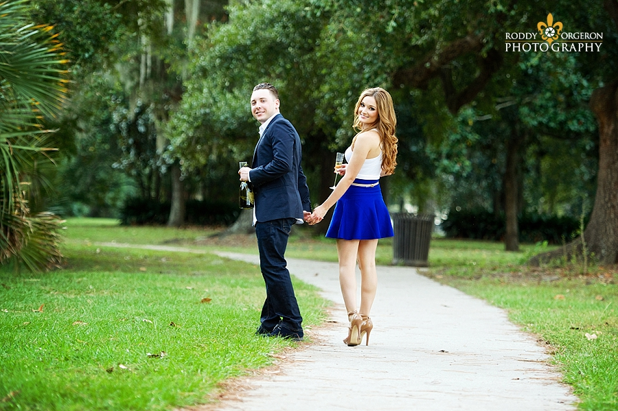 Engagement session New Orleans
