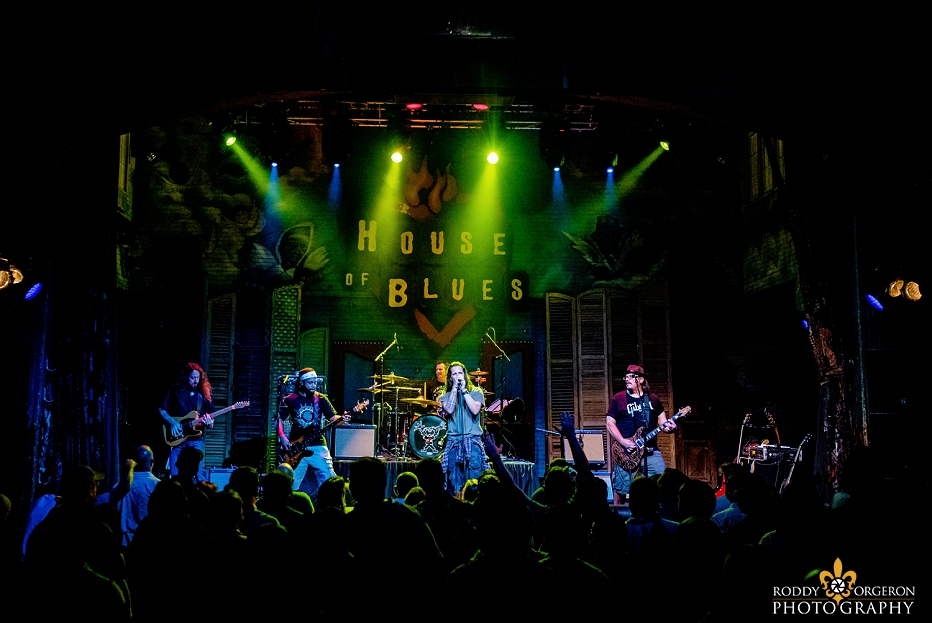 House of blues new orleans for Housse of blues