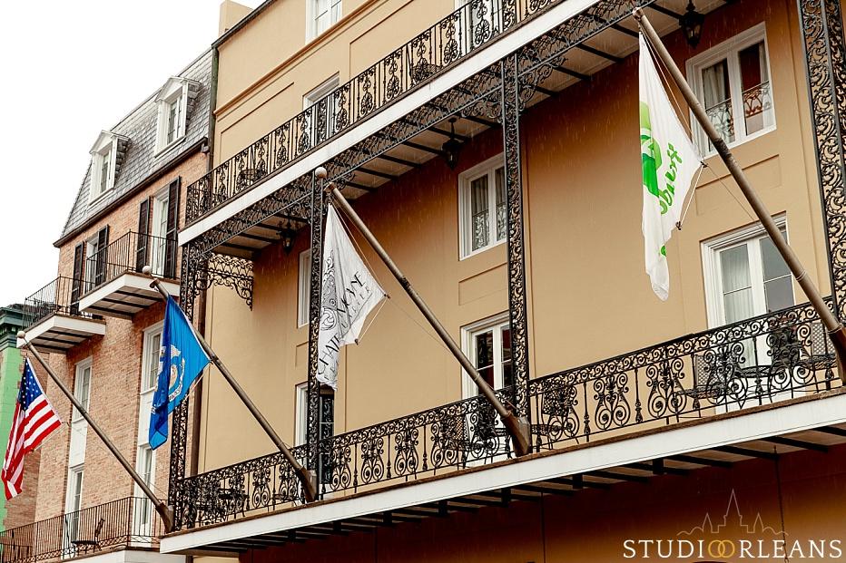 Chateau Lemoyne Hotel - French Quarter